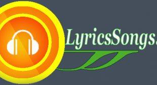 Love Song Lyrics | LyricsSongs.in