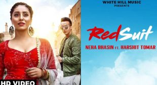 Red Suit Song by Yuvraj Sandhu