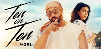 TEN ON TEN LYRICS – JSL Singh | Navi Kamboz Ferozpurwala