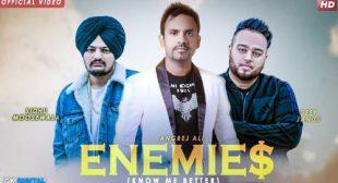 Enemies Song by Sidhu Moose Wala