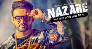 Resham Singh Anmol's New Song Nazare