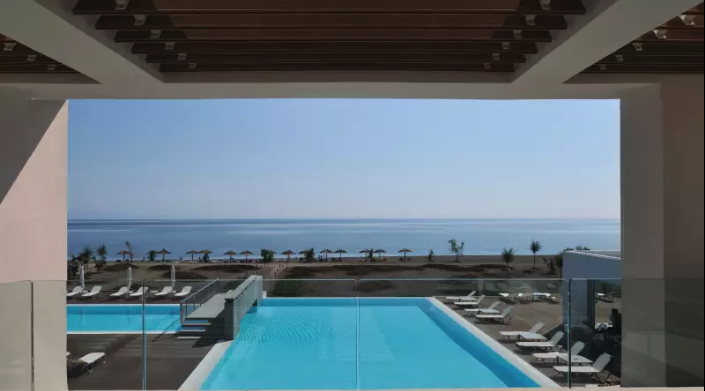 Accommodation Spotlight: Thalatta Seaside Hotel, Greece