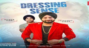DRESSING SENSE LYRICS – Kuwar Virk | SShampy Singh