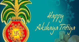 Akshaya Tritiya SMS, Akshaya Tritiya Messages, Happy Akshaya Tritiya Wishes