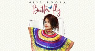 Miss Pooja Song Butterfly is Out Now