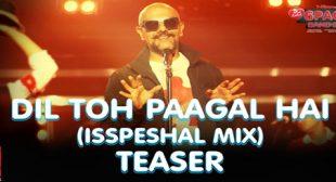 Dil Toh Paagal Hai – Vishal Dadlani Mp3 Video Song Ringtone Download
