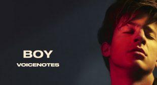 Boy Lyrics – Charlie Puth