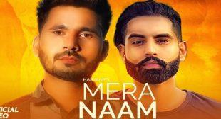 Mera Naam Song – Harjaap