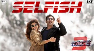 Selfish Lyrics – Race 3