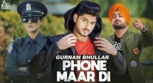Phone Maar Di Lyrics