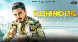 Kulwinder Billa Song Kohinoor