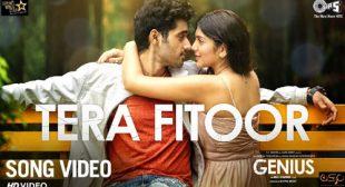 Tera Fitoor Lyrics – Arijit Singh