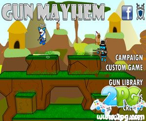 Gun Mayhem Unblocked Version