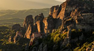 Meteora : The Mystical Monasteries of Greece