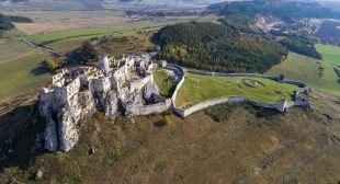 Spis Castle : A Medieval Masterpiece in Slovakia