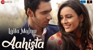 Arijit Singh's New Song Aahista