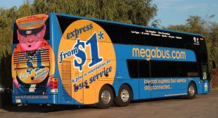 Megabus Redemption Code