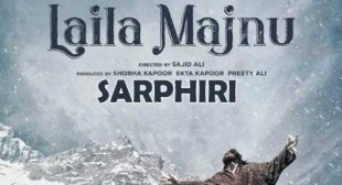 Get Sarphiri Song of Movie Laila Majnu