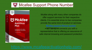 mcafee activation help number +18773010214