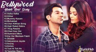 Bollywood Latest Movies songs Lyrics & Videos (2019) | iLyricsHub