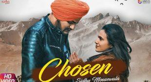 Chosen Lyrics – Sidhu Moose Wala – LyricsBELL