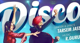 Disco Song – Tarsem Jassar