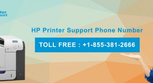 HP Printer Support Phone Number +1-855-381-2666 HP Helpline Number