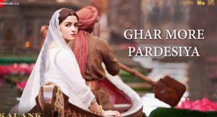 Ghar More Pardesiya Lyrics – Shreya Ghoshal – LyricsBELL
