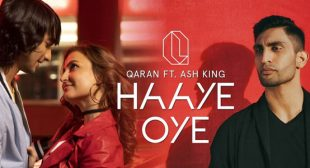 Haaye Oye Lyrics – Qaran