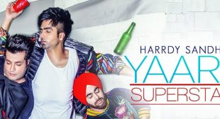 Yaar Superstar Song – Hardy Sandhu