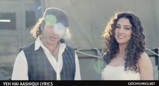 Yeh Aashiqui Lyrics – Mohit Chauhan, Neeti Mohan – Catchy Lyrics