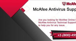McAfee Customer Service Number| For Help