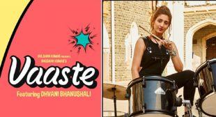 Vaaste by Dhvani Bhanushali is Out on LyricsBELL.com