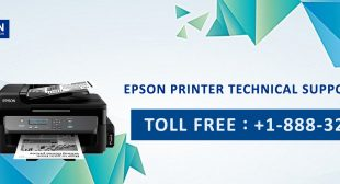 Epson Printer Technical Support Number (+1-888-326-0222) Toll Free