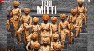 B Praak's New Song Teri Mitti