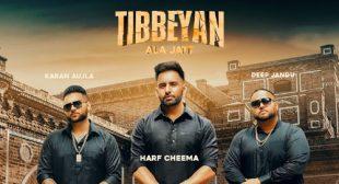 Tibbeyan Ala Jatt by Harf Cheema