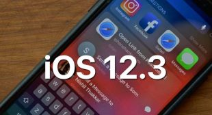 How To Install iOS 12.3.1 On iPhone Or iPad