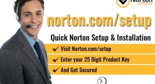 norton.com/setup – download or setup your norton