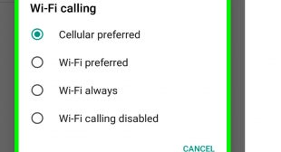 How to Use Wifi Calling on Android Phone