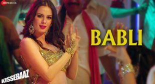 Babli Lyrics from Kissebaaz