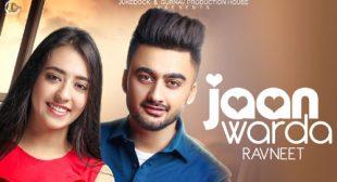 Jaan Warda Lyrics – Ravneet