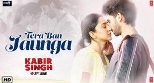 Tera Ban Jaunga Lyrics from Kabir Singh