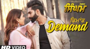 Demand Lyrics from Singham
