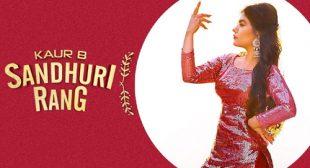 Kaur B's New Song Sandhuri
