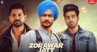 Zorawar Jatt Song Lyrics
