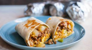 |Freezer Breakfast| Burritos with Sausage, Eggs and Salsa Verde – Recipe Partner