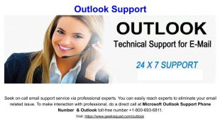 Outlook Support Phone Number Support for Outlook Toll free Number