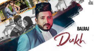 Dukh Lyrics – Balraj