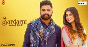 Gulab Sidhu – Sardarni Lyrics