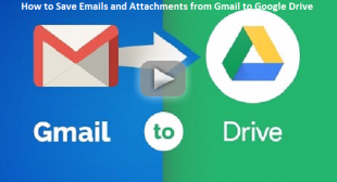 How to Save Emails and Attachments from Gmail to Google Drive